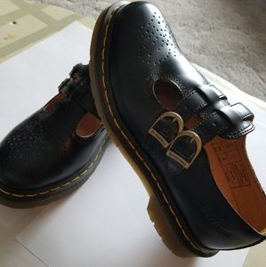 Dr. Martens Mary Jane Style Shoes